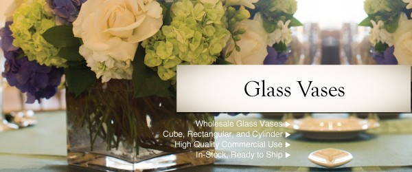 Glass Vases Wholesale Floral Glass Vases Wholesale